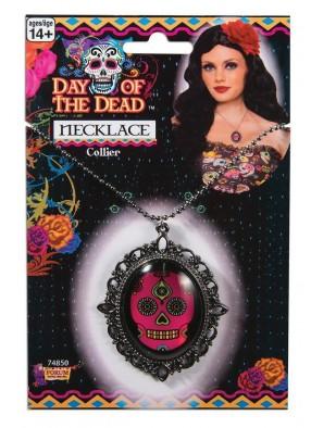 Ожерелье на хэллоуин