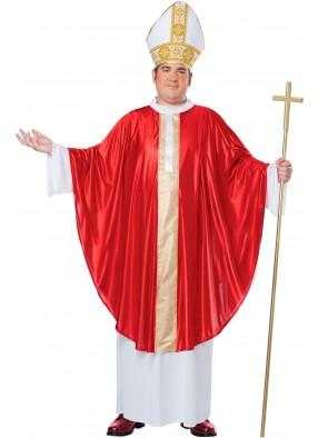 Парадный костюм Папы Римского