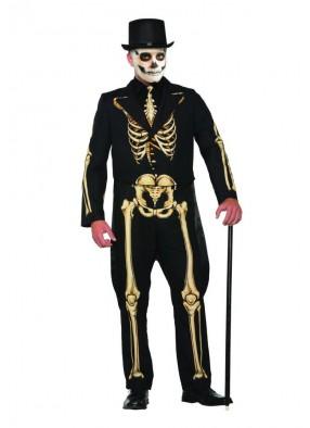 Парадный костюм скелета