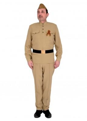 Парадный костюм солдата