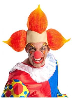 Парик Бешеный клоун взрослый