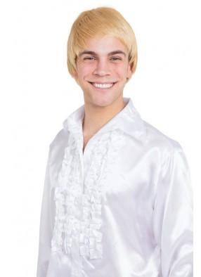 Парик блондина 60-х годов
