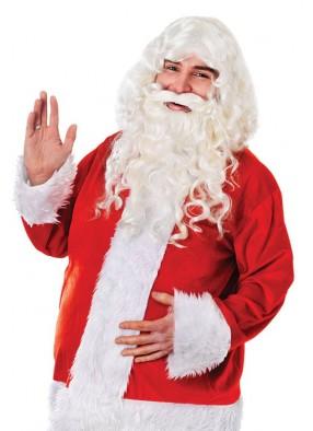 Парик Деда Мороза