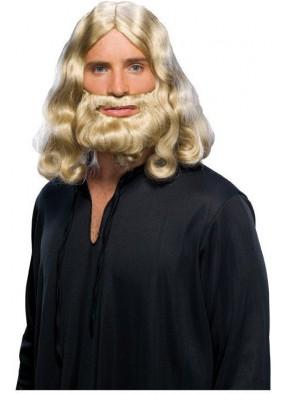 Парик и борода витязя