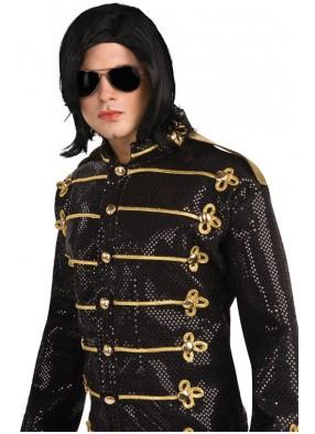 Парик и очки Майкла Джексона