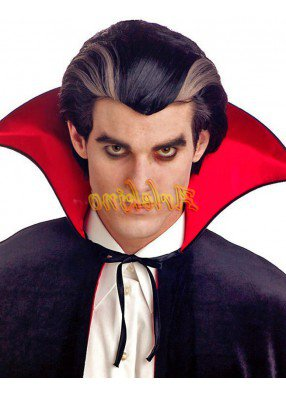Парик классического вампира