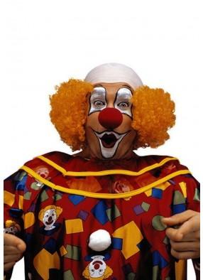 Парик клоуна с лысиной фото