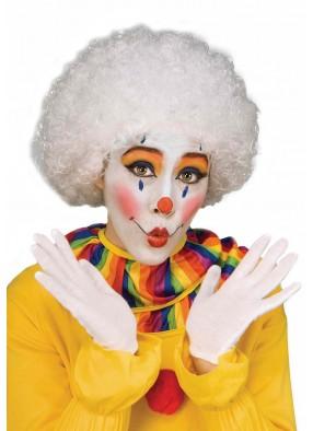 Парик Клоунский белый