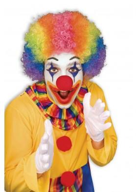 Парик клоунский Радуга