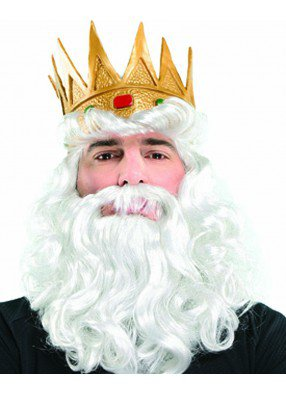 Парик короля