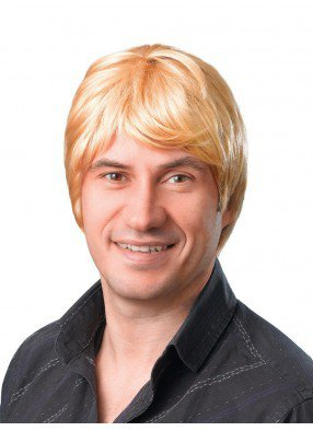 Парик короткий блонд