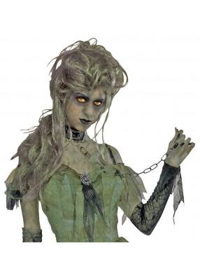Парик леди-зомби