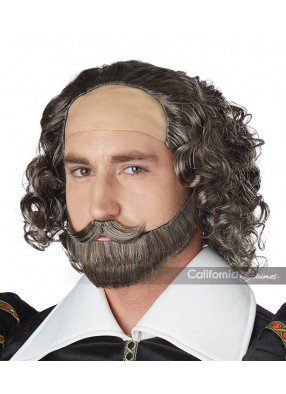 Парик Уильяма Шекспира