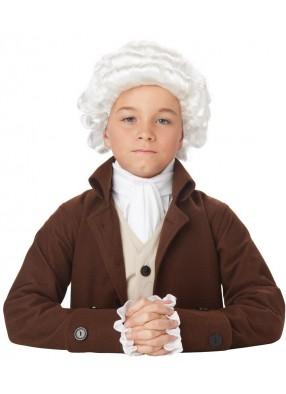 Парик в стиле 18-го века детский