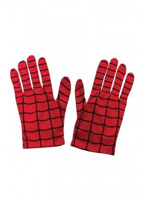 Перчатки Человека Паука детские фото