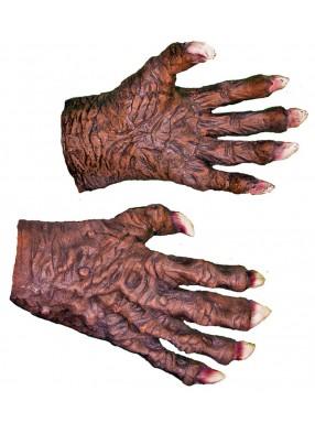 Перчатки древесного монстра