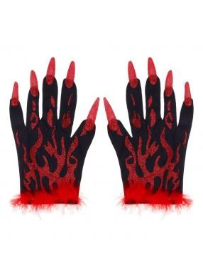 Перчатки дьяволицы