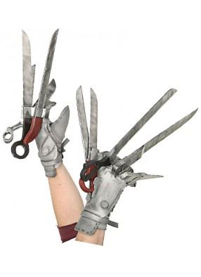 Перчатки Эдвард руки-ножницы Deluxe