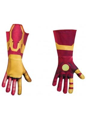 Перчатки героя Железного человека фото