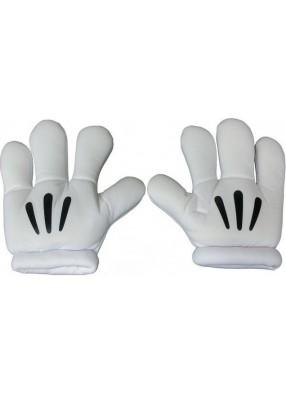 Перчатки Микки Мауса