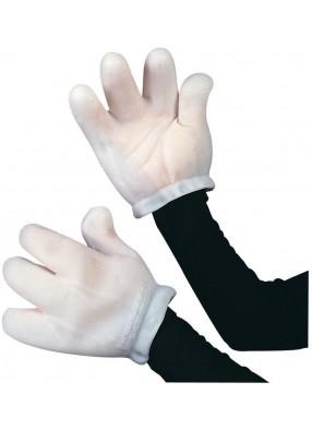 Перчатки Микки-Мауса