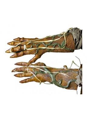 Перчатки тыквы