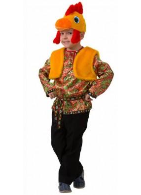 Петушок Петруша костюм фото