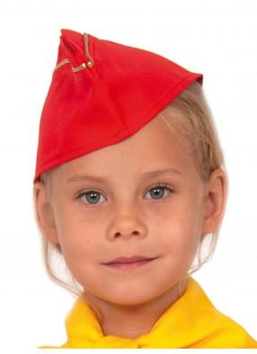 Пилотка стюардессы для девочки