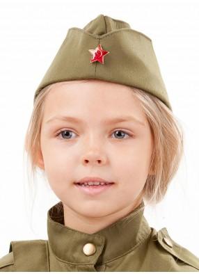 Военная пилотка ВОВ
