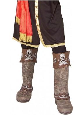 Пиратские накладки на сапоги