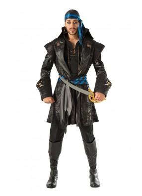 Пиратский костюм Капитан Блэк фото