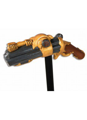 Пистолет охотника в стиле стимпанк