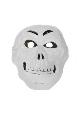 Пластиковая маска черепа
