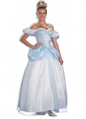 Платье принцессы Золушки