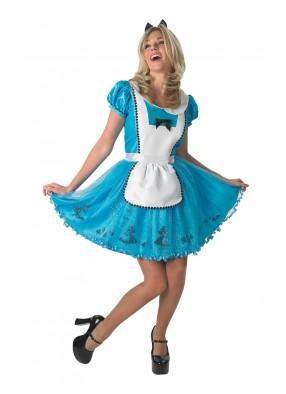 Платье Алисы Disney фото