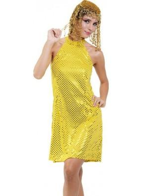 Платье блестящее для танцев