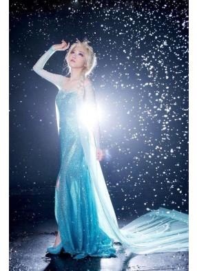 Платье Королевы Эльзы 4 фото