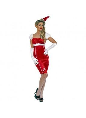 Платье мисс Санты