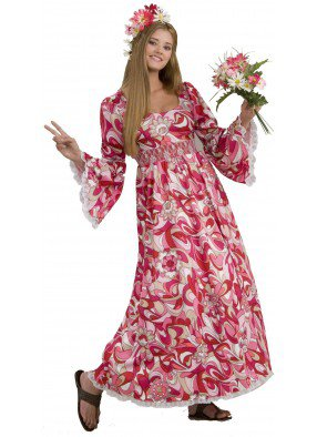 Платье прекрасной хиппи