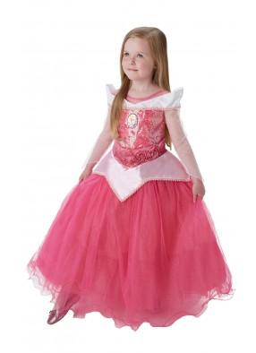 Платье принцессы Авроры розовое фото