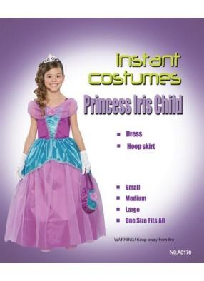 Платье принцессы Ирис