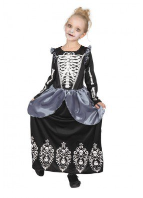 Платье принцессы-скелета