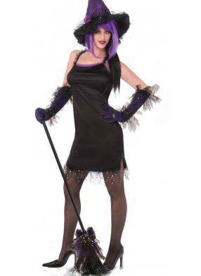 Платье современной ведьмы