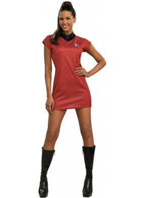 Платье Ухуры Deluxe Star Trek