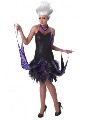 Платье Урсулы из Русалочки фото