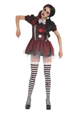 Платье Жуткой куклы
