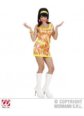 Платье звезды диско