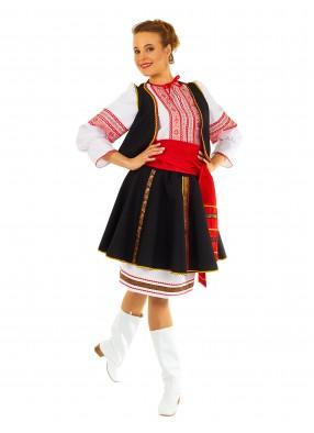 Плясовой Молдавский костюм женский