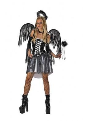 Подростковый костюм падшего Ангела