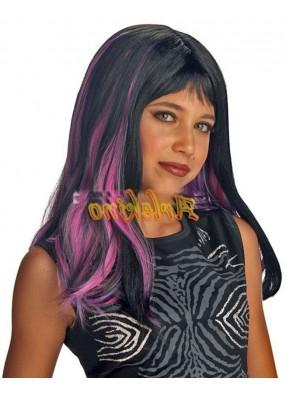 Подростковый парик ведьмы
